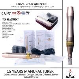 Multifunctional Nano micro eyebrow ebroidery electranic pen permanent makeup machine Manufactures