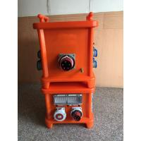 Buy cheap Portable Electrical Distribution Box Heavy Duty Molded PE Enclosure from wholesalers