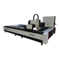 1000W 1500W 3000W CNC Metal Fiber Laser Cutting Machine Price For Stainless Steel Iron Aluminum Sheet Manufactures