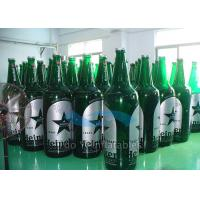 Quality PVC Tarpaulin Inflatable Beer Bottles / Wine Bottles Custom Advertising Inflatable for sale