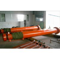 Single Piston Rod Custom Made Hydraulic Cylinders For Hydraulic Pile Driver Manufactures