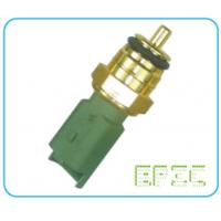 Quality OEM 717 166 85 Water Temperature Switch , Engine Coolant Temp Sensor Green Color for sale