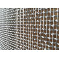 China Stainless Steel Architectural Metal Screen For Facade Sunshade Partition Cladding on sale