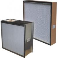 industrial HEPA filter Manufactures