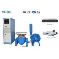 ISO 9001 Industrial Test Chamber Gravity Concrete 1 Ton Force Vibrating Balancing Machine Manufactures