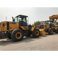 Buy cheap ZL50GN XCMG Front End Wheel LoaderWiyh 2.5-4.5M³ Bucket And 5tons Operate Weight from wholesalers