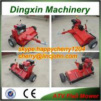 self-powered atv flail mower with electric starting Manufactures