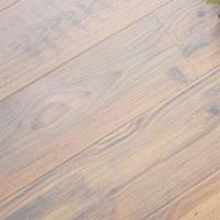Laminate Flooring, Handscraped Surface of Pressed V Groove, 12.3mm Thickness, CE Certified Manufactures