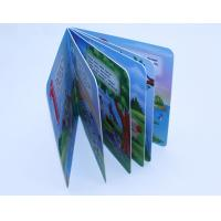 Quality Full Color Round Corner Childrens Book Printing with Matt Lamination and Foam Cover for sale