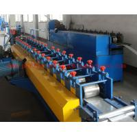 High Speed 0 - 25m/min Metal Stud and Track Roll Former Machine Track Production Line Manufactures