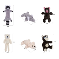 China Washable PP Fiber Filling Interactive Dog Toys on sale