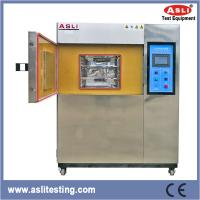 Quality Temperature Impact Three Zones Thermal Shock Chamber Air - Cooled Programmable for sale