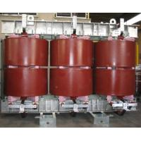China Epoxy Resin Cast Transformer , Full Sealed Dry Type Distribution Transformer on sale
