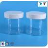 200 Ml PET Plastic Jars Printed Logo Good Transparency Easy Storage Manufactures