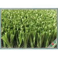 Fire Resistance Tennis Field / Tennis Court Synthetic Grass 3 / 16 Inch Manufactures