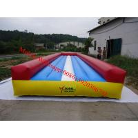 inflatable bungee run inflatable air track for gym inflatable gym inflatable jungle gym Manufactures