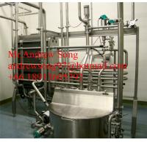 Automatic Juice Plate UHT Sterilizer Manufactures