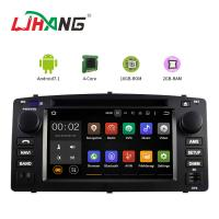 Radio GPS Navigation Android Car DVD Player With Android 7.1 SD USB Stereo Manufactures