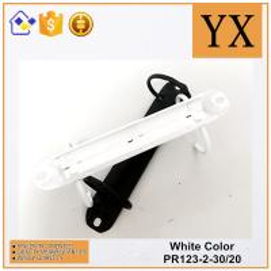 Power Spray Metal 2 Holes Mechanism White Ring Binder China Manufacturer Manufactures