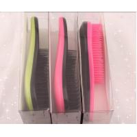 Free Shipping 2013 Hot Selling Dtangler Hair Brush Massage Combs Wash Brush Best Hair Combs (20pcs/lot) Manufactures
