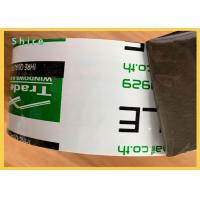 Black White UPVC Frame Surface PE Protection Tape Surface Protective Film Manufactures