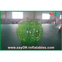 China Outdoor Lawn Inflatable Sports Games , 1mm TPU Inflatable Human Bubble Ball on sale