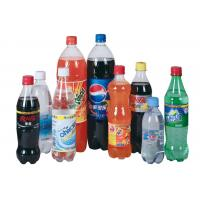Automatic Soft Drink Carbonated Beverage Filling Machine PLC Control 7.6T Manufactures