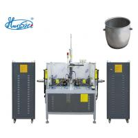 CCC/ CE Qualified Horizontal Type Stainless Steel Pot Ear Welding Machine Manufactures