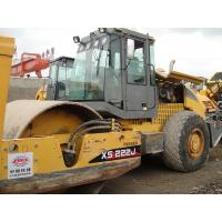 Used Bomag Vibratory Compactor Roller XS222J 22 Ton 2012 Year Hydraulic Oil Tank  Manufactures