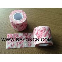 Premium Printed Self Adhesive Bandage With Lovely Pattern , CE FDA Approved Manufactures
