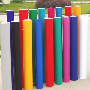 PVC Glossy Heat Transfer Cutting Plotter Vinyl Film (A01) Manufactures