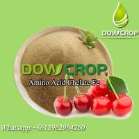Buy cheap AMINO ACID CHELATED IRON DOWCROP WATER SOLUBLE FERTILIZER HOT SALE HIGH QUALITY from wholesalers