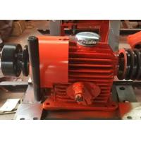 High Speed Drilling Machine Parts Turbine Box Assembly Reducer Assembly