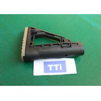 China Single cavity High precision Plastic Injection Molded Parts Weapon / Gun Cover Products on sale
