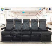 4D Movie Theater Capacity 5 People Per Seat Manufactures