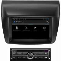Ouchuangbo pure android 4.0 car GPS sat navi for Mitsubishi L200(Low) with S150 System 3G wifi SWC BT radio OCB-094-1C Manufactures
