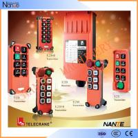 F21-E2b Telecrane Wireless Hoist Remote Control For Crane 200x85x60mm Manufactures