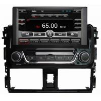 Ouchuangbo Android 4.2 Car GPS Navi Radio for Toyota Yaris 2014 3G Wifi USB iPod Audio Player OCB-8021C Manufactures
