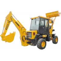China Small Garden Tractor Loader , Hydraulic Tractor Front End Loader AZ22-10 on sale