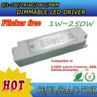 China led dali driver compatible to lutron,dynalite,schneider,ABB,crestron on sale