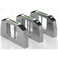 Buy cheap Electronic Full Automatic Swing Barrier Gate Shock Proof for Metro Turnstile from wholesalers