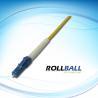 UPC / APC Fiber Optic Patch Cord For Gigabit Etherenet , SM simplex Manufactures