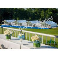 Promotional Marquee Commercial Event Tents Earth Land Situation For Exhibitions Manufactures
