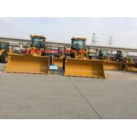 ZL50GN 5 Ton Weichai Engine Compact Wheel Loader High Efficiency Drive Chain Manufactures