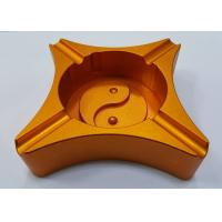 Matt Anodized / CNC Machining 6063T5 Aluminum Alloy Tobacco Tray Manufactures