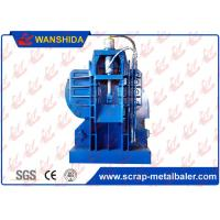Buy cheap Hydraulic Metal Scrap Baler Logger With / Without Feeding Grab Customize Accepted from wholesalers