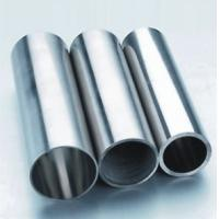6061 / 6005 T6 Silver Anodized Aluminum Tube Round For Trailers / Electronics Manufactures
