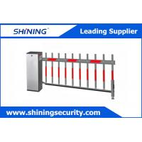Quality Economic Electronic Boom Barrier Gate for Entrance and Exit Security for sale