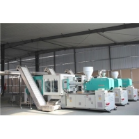 China Molded Pet Snacks Automatic Injection Moulding Machine / Equipment on sale