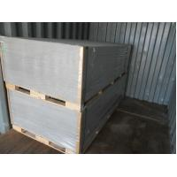 Prefab House Calcium Silicate Slab , Eco Friendly Calcium Silicate Wall With ASTMC Manufactures